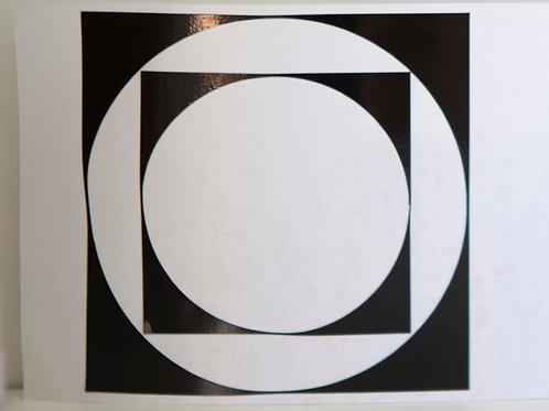 Adesivo - Logo Mauá - Quadrado
