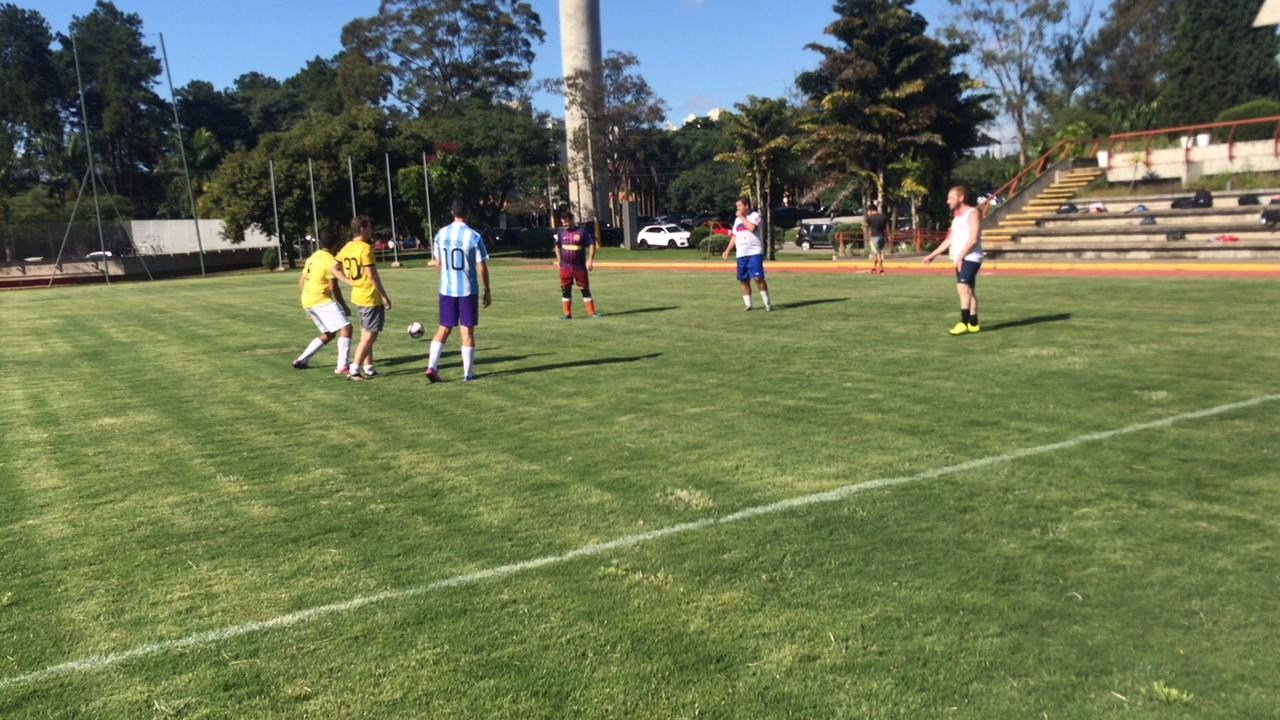 Futebol Caio Milane 1