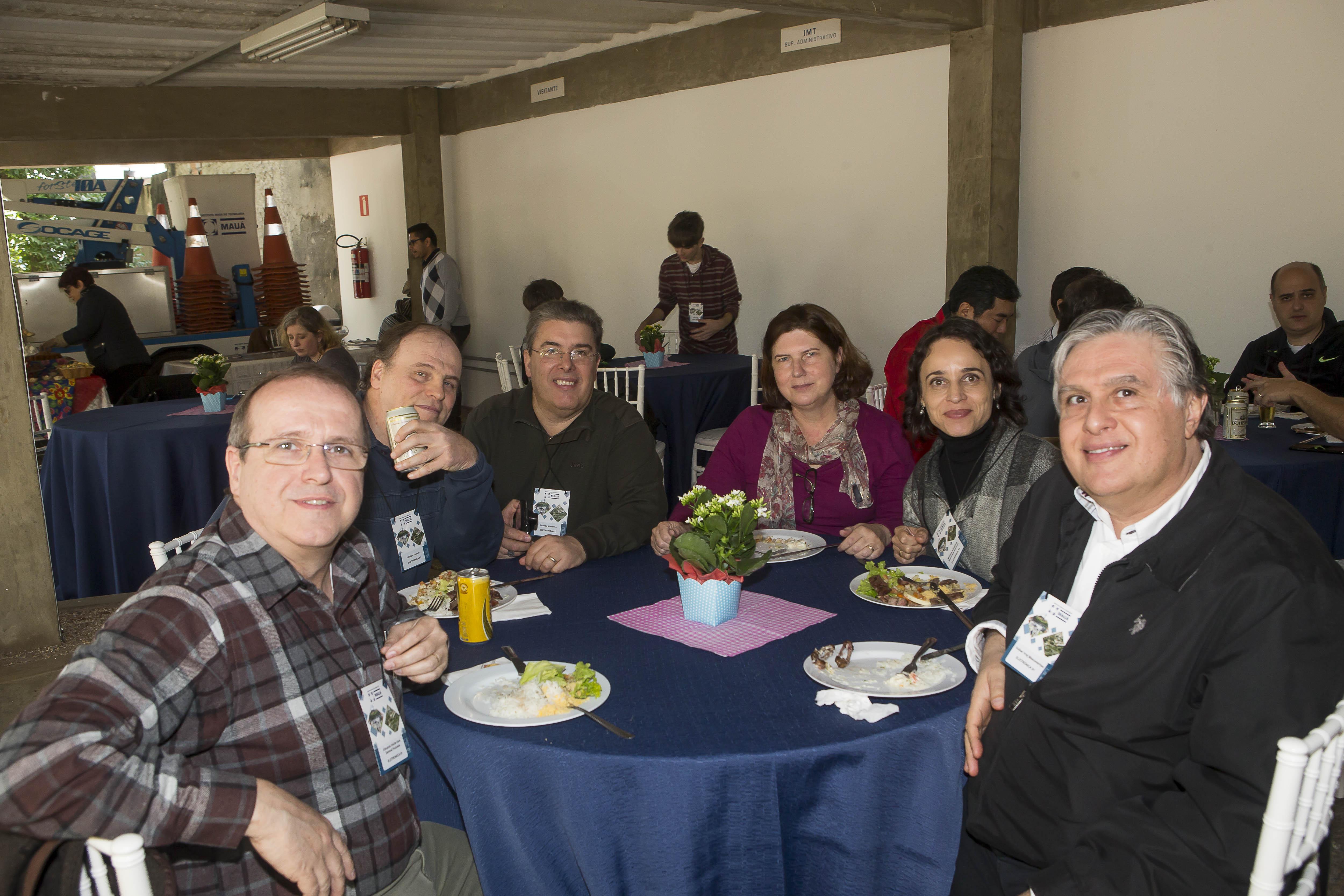 Eduardo Pouzada, William Tessari, Ricardo Mandano, Marlene Santucci e Valber Macarenhas (2)