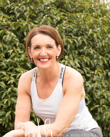 Outdoor Fitness Instructor Headshot