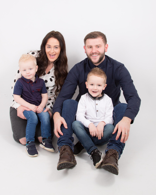 Family Photo-Shoot