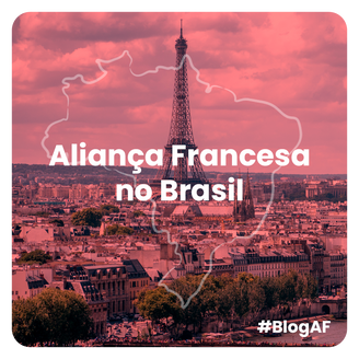 História da Aliança Francesa no Brasil