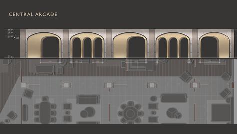 Central Arcade Concept