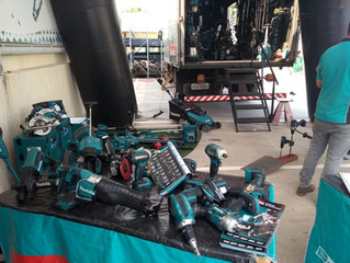 Evento Demonstrativo Makita
