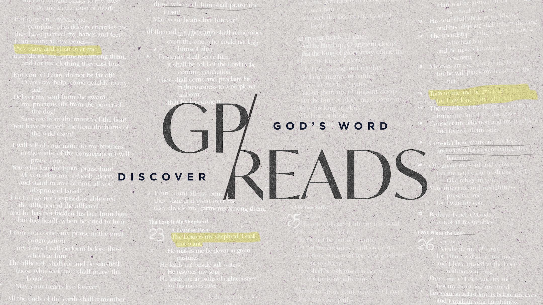 GP Reads Slide