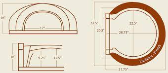 Planos para hornos de lena materiales refractarios - Disenos de hornos de lena ...