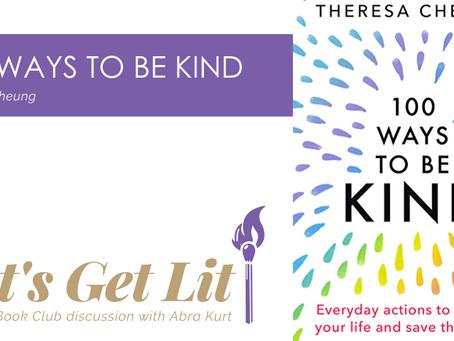 """Episode 12: Let's Get Lit! """"100 Ways To Be Kind"""""""