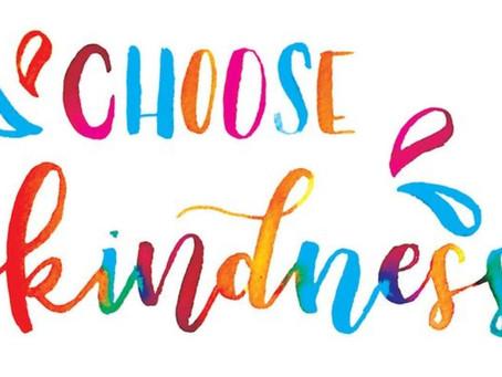 "November Book Club Pick: ""100 Ways to Be Kind"""