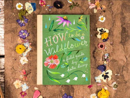 August Book Club Pick: How To Be A Wildflower