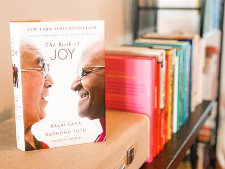 June Book Club Pick: The Book of Joy