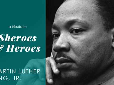 Episode 19: Sparked Heroes Martin Luther King, Jr.