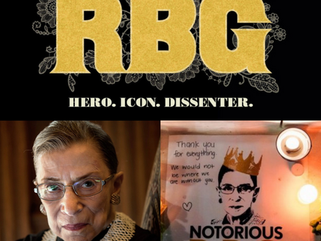 Episode 3: A Tribute to RBG