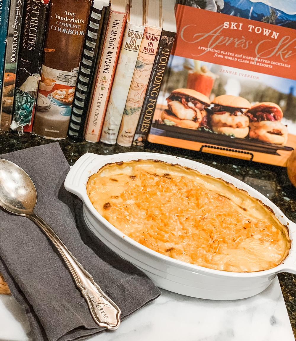 White Fish + Sweet Potato Shepherd's Pie, Pescetarian recipes, white fish recipes,