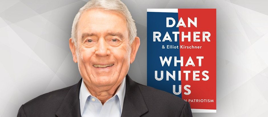 "October Book Club Pick: ""What Unites Us"""