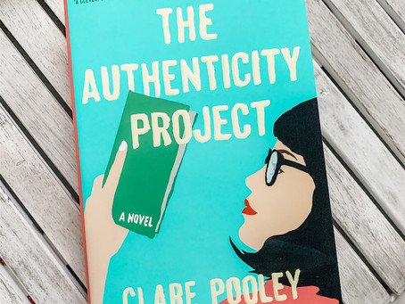"April 2020: Virtual Book Club Launches with ""The Authenticity Project"""