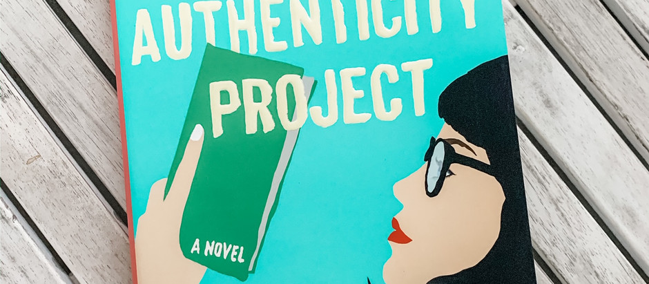 """April 2020: Virtual Book Club Launches with """"The Authenticity Project"""""""
