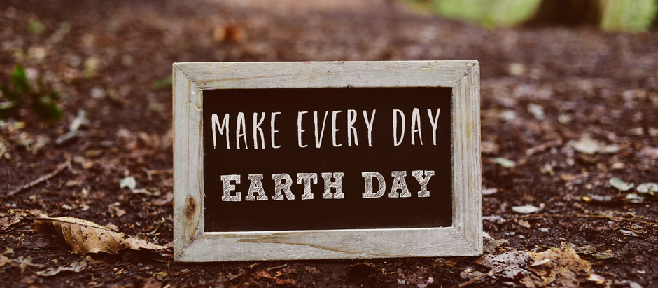 Earth Day: Blessings + Lessons