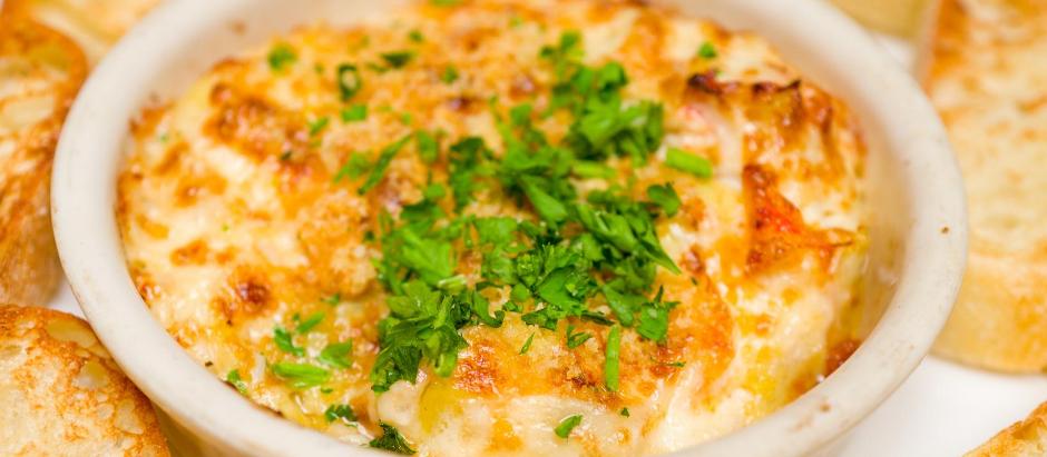 Baked Seafood Dip