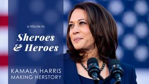 Episode 9: Sparked Sheroes Kamala Harris, Making HERstory