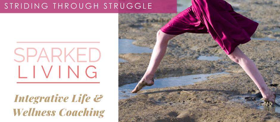 """Episode 7: """"Striding Through Struggle"""""""