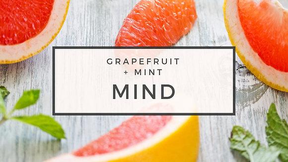 grapefruit + mint