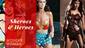 Episode 14: Sparked Sheroes Wonder Woman