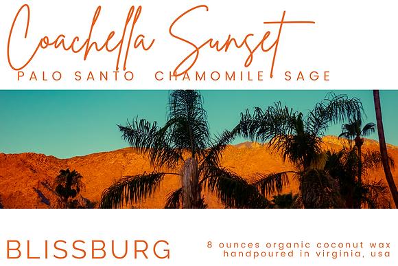 Coachella Sunset