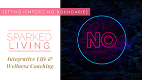 Episode 18: Setting + Enforcing Boundaries