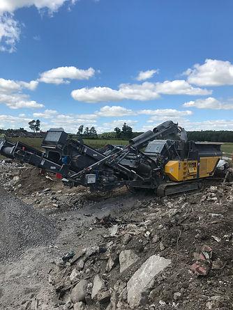Concrete Crushing 4