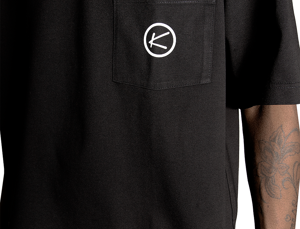 Originals S/S Pocket T-Shirt (Over Sized)