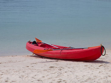 Renta de Kayak