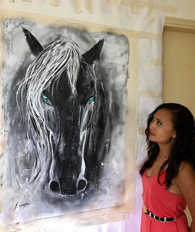 Mon 1er cheval