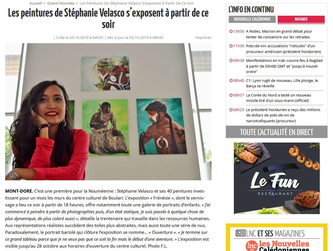 Article LNC Frénésie