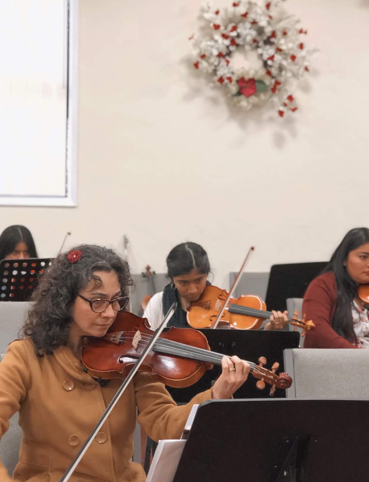 Ministerio de Música