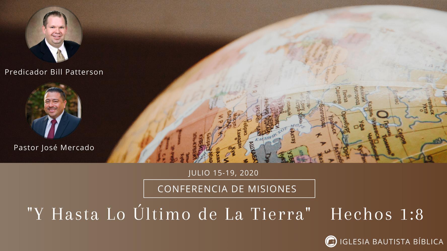 3ra Conferencia de Misiónes