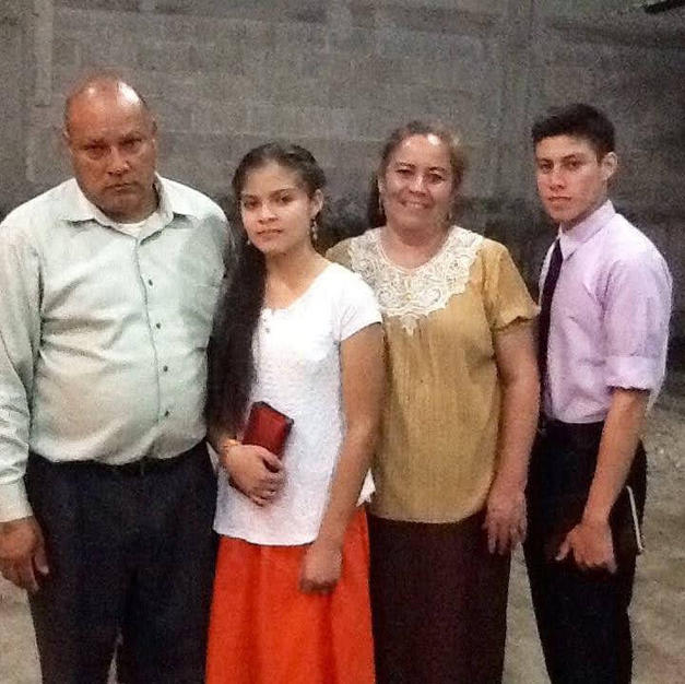 Familia Escobar