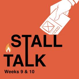Stall Talk Social Media
