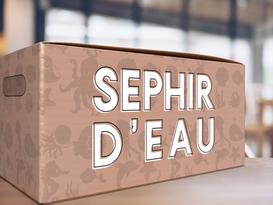Sephir D'eau Package Design