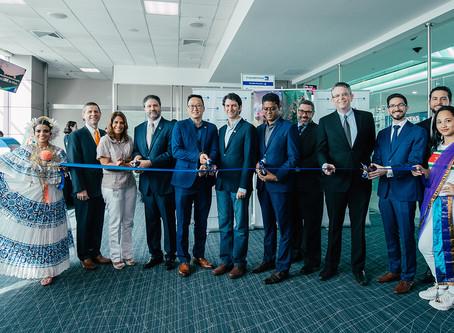 Copa Airlines inaugura vuelo a Surinam