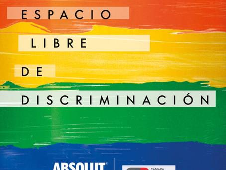 Absolut, AC Hotel y la CCDCR se unen para celebrar campaña libre de discriminación