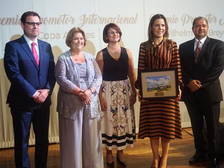 Copa Airlines galardonada como mejor promotor internacional de Costa Rica