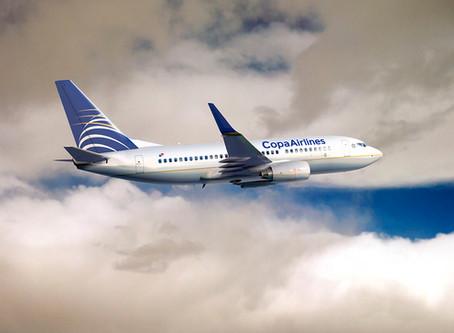 Copa Airlines, segunda aerolínea más puntual del mundo