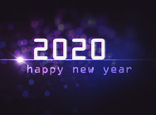 And It's 2020!