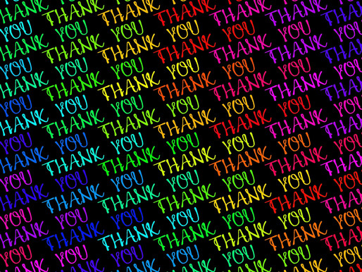 Gratitude Helps My Days