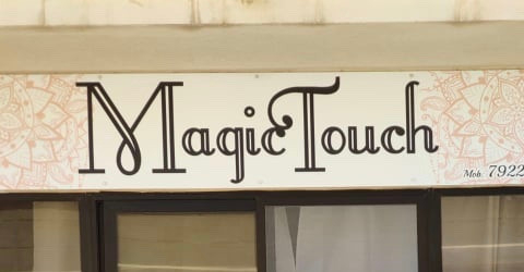 Adding A Magic Touch