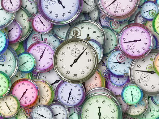 The Unimportance Of Time