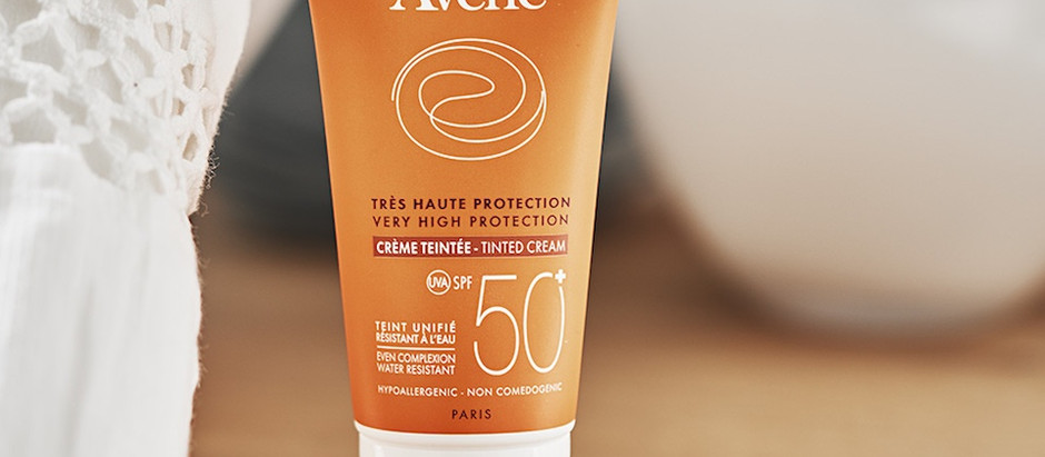 EAU THERMALE AVENE - Very High UV Protection Tinted Cream - Product Alert