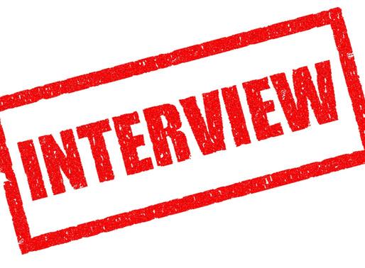 Interviewed on Grazielle Camilleri's Blog
