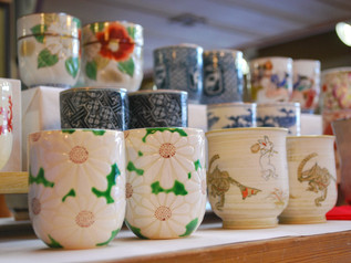 Meet a Japanese Pottery Master in Kyoto | MK Taxi Private Tours
