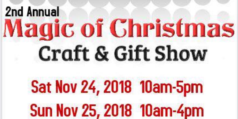 Magic of Christmas Craft & Gift Show